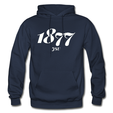 Jackson State University Rep U Year Adult Hoodie - navy