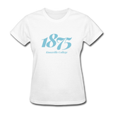 Knoxville College Rep U Year Women's T-Shirt - white