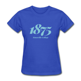 Knoxville College Rep U Year Women's T-Shirt - royal blue