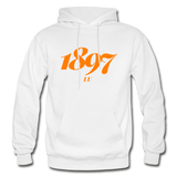 Langston University Rep U Year Adult Hoodie - white