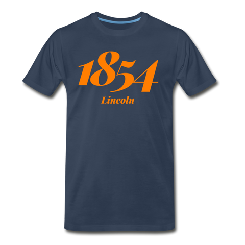 Lincoln University (Pennsylvania) Rep U Year T-Shirt - navy