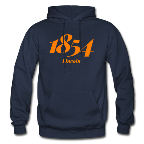 Lincoln University (Pennsylvania) Rep U Year Adult Hoodie - navy