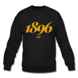 Oakwood University Rep U Year Crewneck Sweatshirt - black