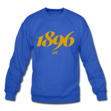 Oakwood University Rep U Year Crewneck Sweatshirt - royal blue