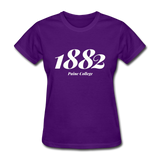 Paine College Rep U Year Women's T-Shirt - purple