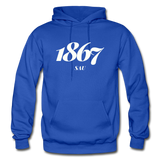 Saint Augustine's University Rep U Year Adult Hoodie - royal blue