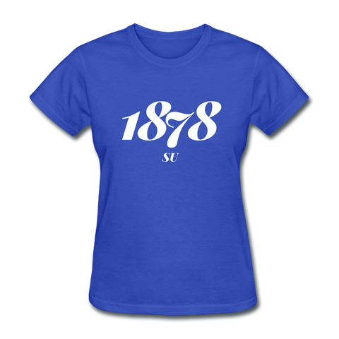 Selma University Rep U Year Women's T-Shirt - royal blue