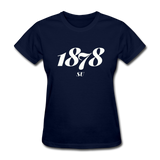 Selma University Rep U Year Women's T-Shirt - navy