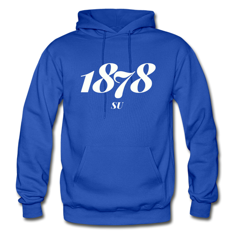 Selma University Rep U Year Adult Hoodie - royal blue