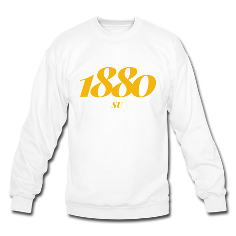 Southern University Rep U Year Crewneck Sweatshirt - white