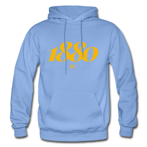Southern University Rep U Year Adult Hoodie - carolina blue