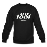 Spelman College Rep U Year Crewneck Sweatshirt - black