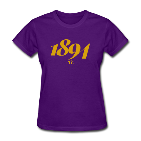 Texas College Rep U Year Women's T-Shirt - purple