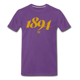 Texas College Rep U Year T-Shirt - purple
