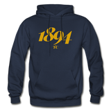 Texas College Rep U Year Adult Hoodie - navy