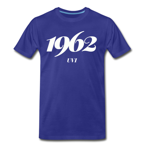 University of the Virgin Islands (UVI) Rep U Year T-Shirt - royal blue