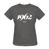 University of the Virgin Islands (UVI) Rep U Year Women's T-Shirt - charcoal