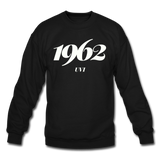 University of the Virgin Islands (UVI) Rep U Year Crewneck Sweatshirt - black