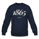 Virginia Union University (VUU) Rep U Year Crewneck Sweatshirt - navy
