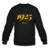 Xavier University of Louisiana (XULA) Rep U Year Crewneck Sweatshirt - black