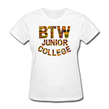 Booker T. Washington Junior College Rep U Heritage Women's T-Shirt - white