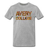 Avery College Rep U Heritage T-Shirt - heather gray