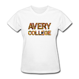 Avery College Rep U Heritage Women's T-Shirt - white
