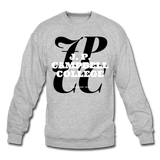 J.P. Campbell College Classic HBCU Rep U Crewneck Sweatshirt - heather gray