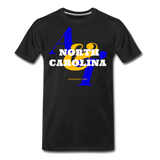 North Carolina A&T State University Classic HBCU Rep U T-Shirt - black