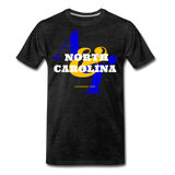 North Carolina A&T State University Classic HBCU Rep U T-Shirt - charcoal gray