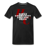 Hinds Community College-Utica Classic HBCU Rep U T-Shirt - black