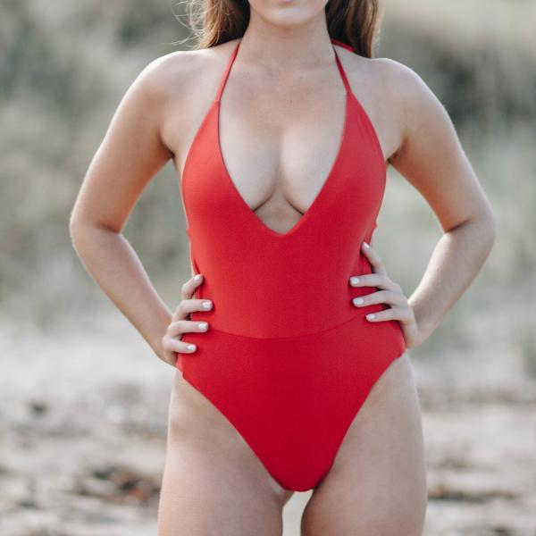 Kaea One Piece - Red