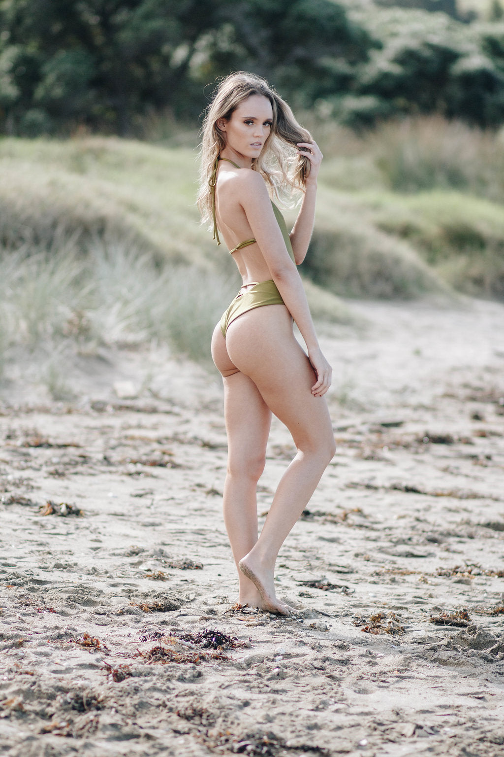 Kaea One Piece - Khaki