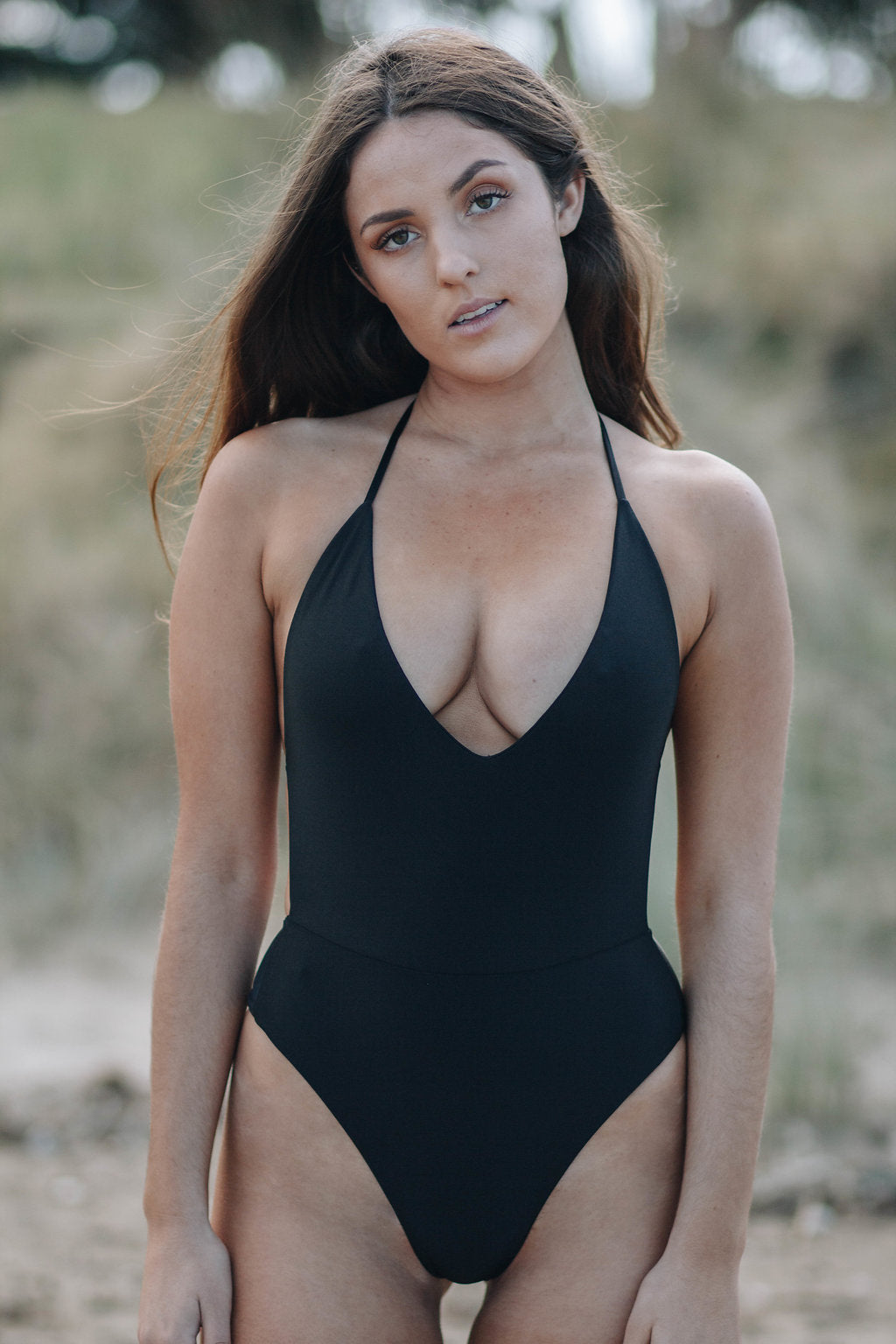 Kaea One Piece - Black