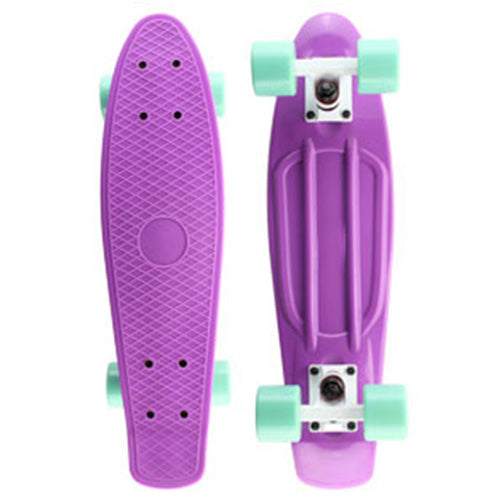 Fluro Purple Penny Board