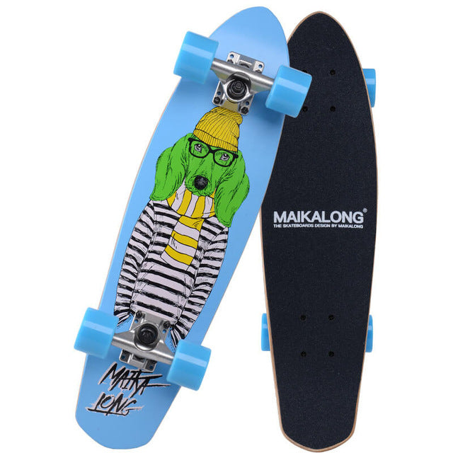 Cool Dawg Maikalong Maple Longboard