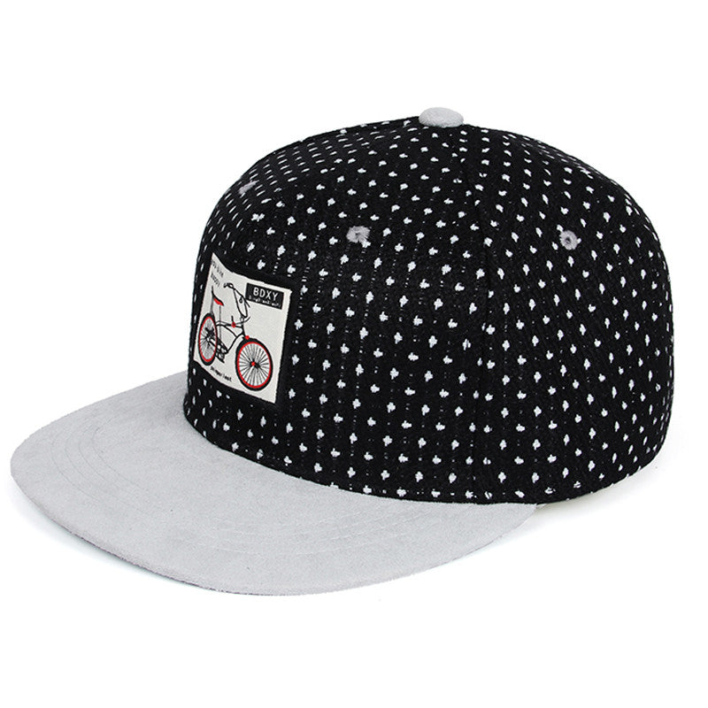 High RiseBike Snapback