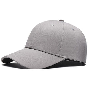 Basic Strapback in Grey