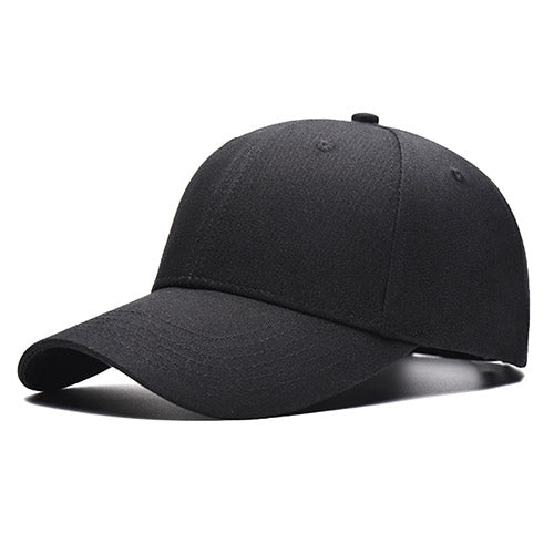 Basic Strapback in Black