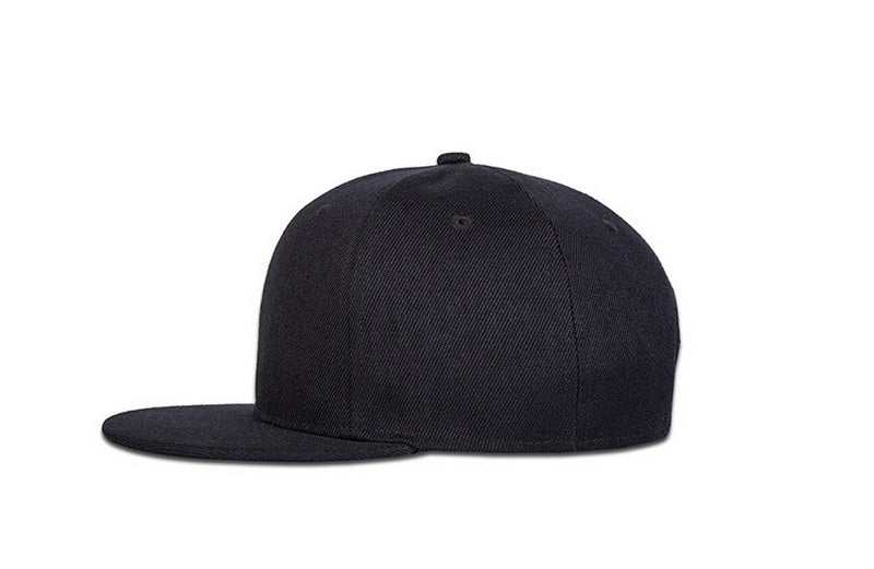 Classic Solid Colour Snapback