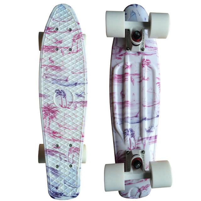 Palms Springs Penny Cruiser Board