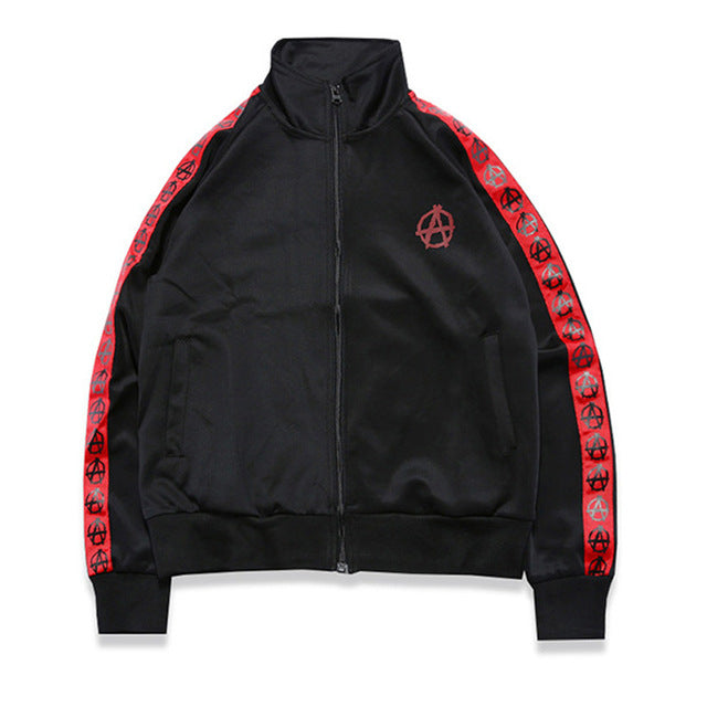 Anarchy Bomber in Black