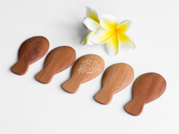 bali harvest wholesale wooden spoon