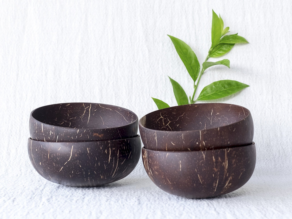 Original Coconut Bowls : Set of 4
