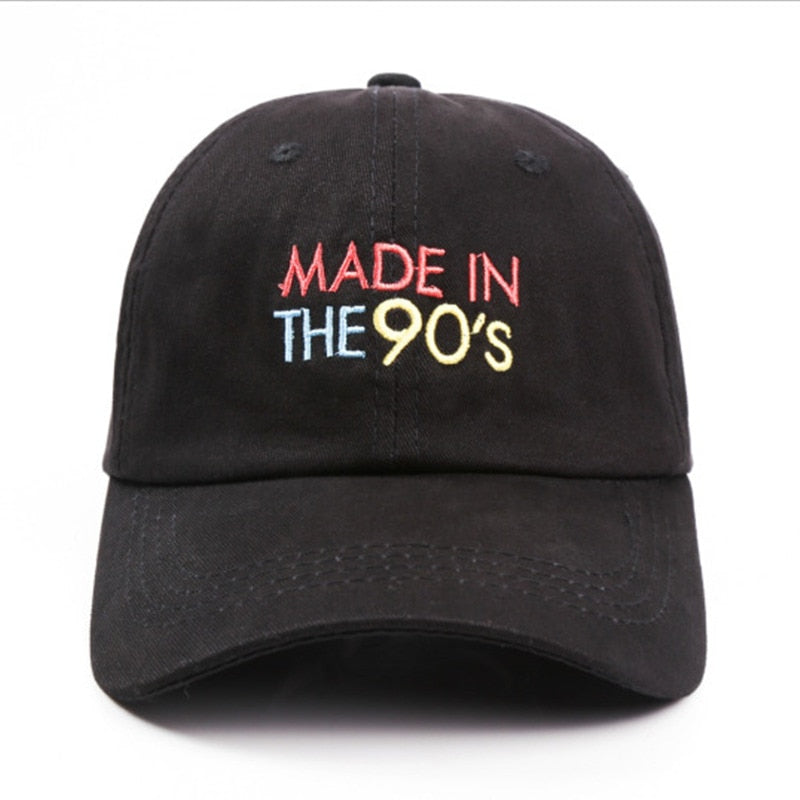 Made in 90s-Dad Hat