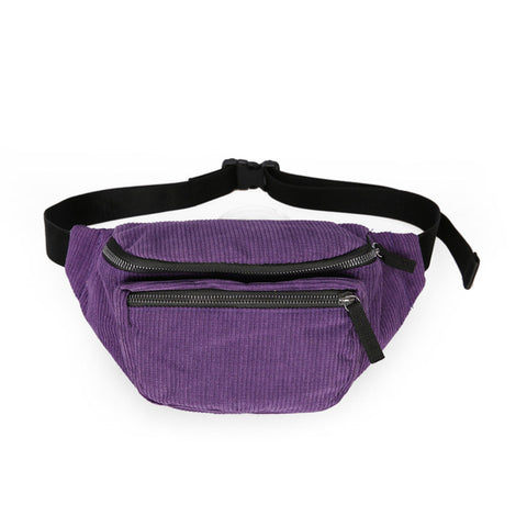Outback-Corduroy Unisex Fanny Pack