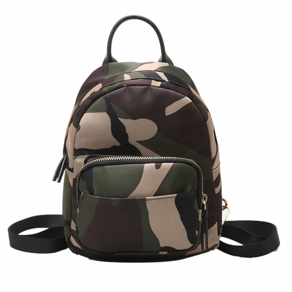 Camo-Mini Backpack