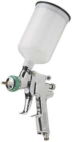 Campbell Hausfeld Spray Gun, HVLP Gravity Feed (DH790000AV)