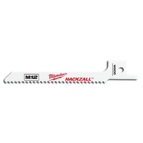 Milwaukee 49-00-5310 Wood Scroll Hackzall Blade