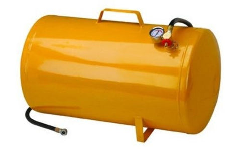 11 Gallon Portable Air Tank Fill Tires Sports Equipment